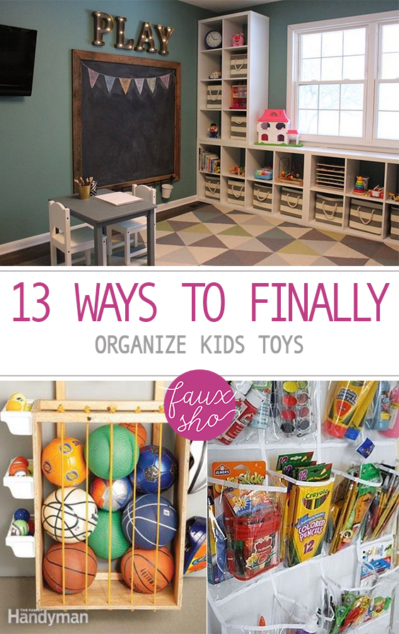 13 Ways to Finally Organize Kids Toys| Organize Kids Toys, How to Organize Kids Toys, Fast Ways to Organize Toys, Quick Toy Organization, Fast Toy Organization, DIY Home, DIY Organization, Home Organization, Organization Tips and Tricks #organize #diyorganize #homeorganization #homeorganizationtips #declutter