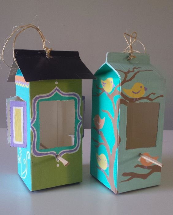 10 Easy Ways To Reuse Old Cardboard Boxes How To Reuse Cardboard