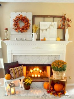 How to Decorate Your Home for Fall, Fall Home Decor, DIY Fall Home, DIY Home Decor, Fall Home, DIY Fall Home Decor, Cozy Ways to Decorate Your Home for Fall