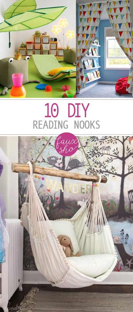 Reading Nooks, DIY Reading Nooks, Reading Nook Projects, DIY Home, DIY Home Decor, Home Decor, Popular Pin, Build Your Own Reading Nook, Popular Pin