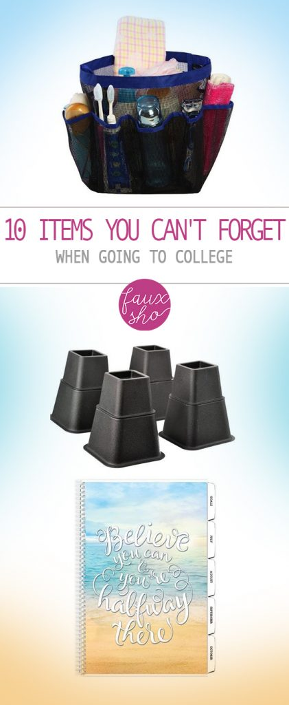 Items for College, College Items, Items You Need for College, Items Every College Student Needs, College Hacks for Freshmen, College Tips for New Students, Popular Pin