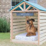 DIY Dog Houses, Dog House Projects, Homemade Dog Houses, Pet Homes, DIY Projects, Easy DIY Projects, DIY Home, Outdoor Projects, Outdoor Home Projects