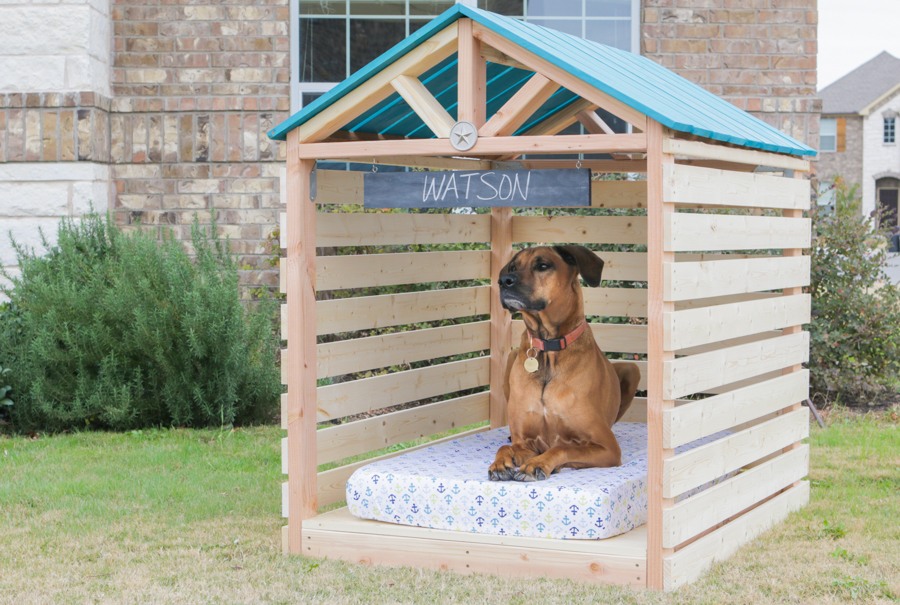 1diy dog houses dog house projects homemade dog houses pet homes