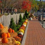 Fall Curb Appeal, Curb Appeal Projects for Fall, Fall Home Decor, Fall Porch, Fall Porch Decor, Fall Home Decor, DIY Fall Home, DIY Holiday, Holiday Home Decor, Popular Pin