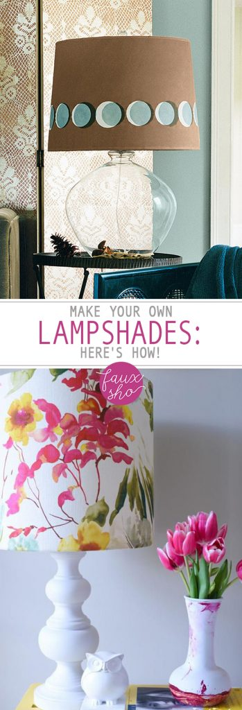 Make Your Own Lampshades: Here's How! #diy #diyhomedecor #homedecor| DIY Home Decor, DIY Lampshades, Lampshade Decor, Lampshades from Scratch, Build Your Own Lampshades, Popular Pin