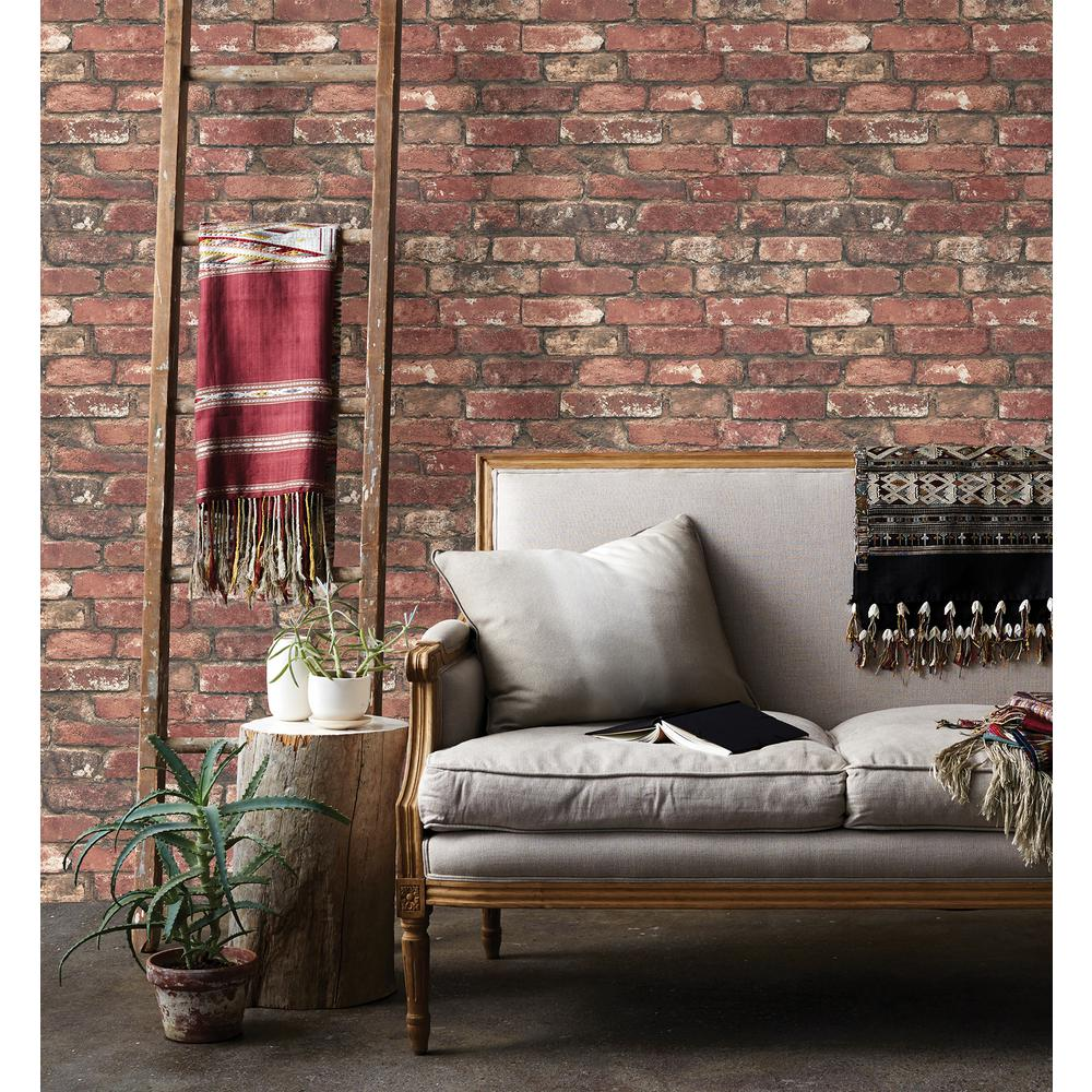6 Ways To Create A Fake Brick Wall In Your Home
