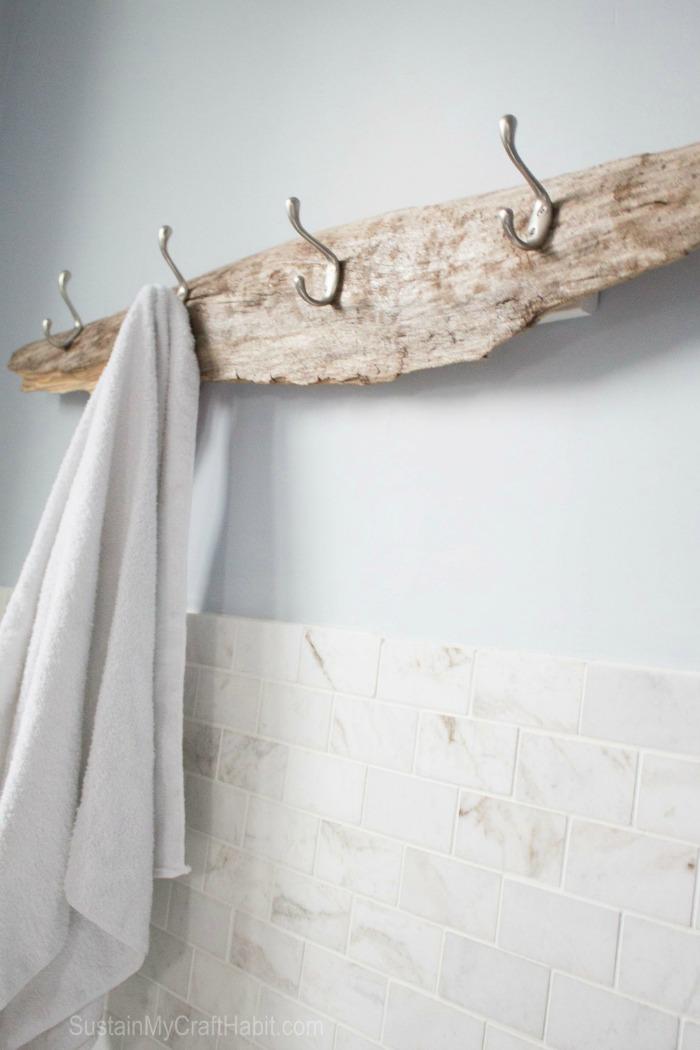 Diy Towel Racks For Total Bathroom Organization Towel Racks Diy