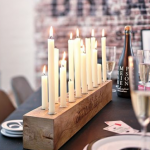Do It Yourself Candle Holders  Candle Holders, DIY Candle Holders, Make Your Own Candle Holders, DIY Home, DIY Home Stuff, Candle Holders for the Home, Popular Pin #DIYHome #CandleHolders