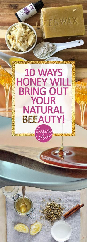 10 Ways Honey Will Bring Out Your Natural BEEauty! | Uses for Honey, How to Use Honey, Honey In the Home, Beauty Hacks, Health and Beauty, Beauty Tips and Tricks, Honey 101 #Honey #Beauty #Hacks