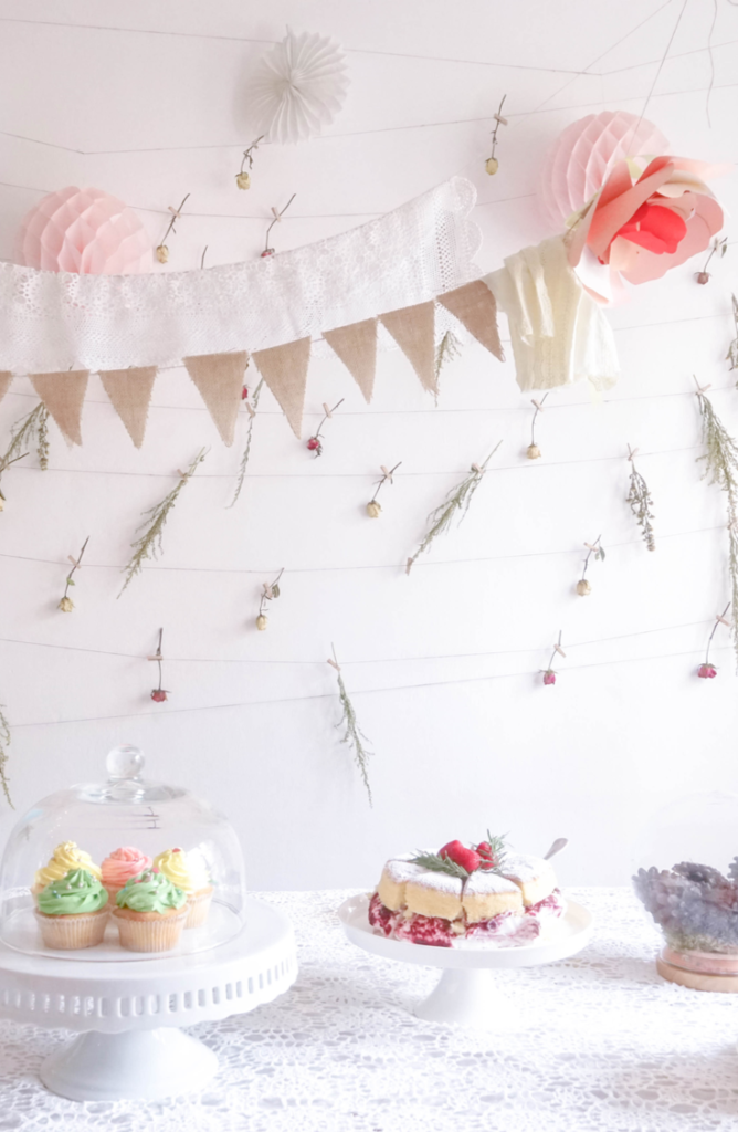If you're throwing a tea party, decorations are a must! We've gathered up what you need to plan awesome afternoon tea parties.