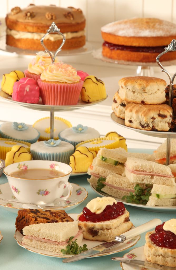 Food at tea parties is all about the aesthetics. We've gathered up what you need to plan awesome afternoon tea parties.