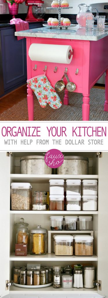 dollar store kitchen organization organize your kitchen with help from the dollar 10804