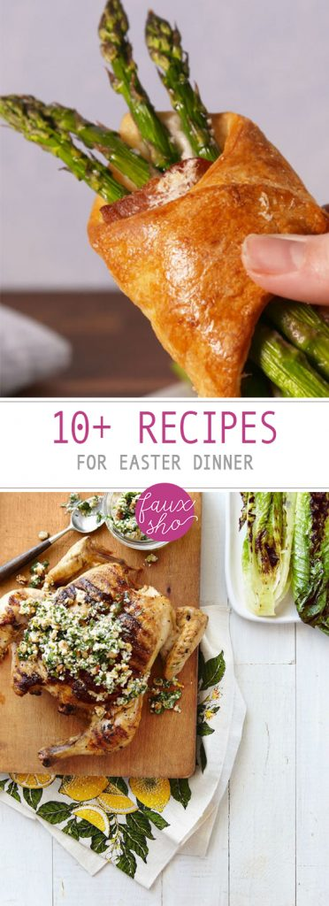 10+ Recipes for Easter Dinner| Easter Dinner, Easter Dinner Recipes, Easter Recipes, Easy Easter Recipes, Spring Recipes, Easy Spring Recipes, Easter Recipes Ideas, Easter Recipes Side Dishes, Popular