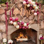 8+DIY Hula Hoop Wreath Projects| Hula Hoop Wreath, DIY Wreath, DIY Wreath for Front Door Easy, Easy Hula Hoop Wreath, DIY Wreath Projects