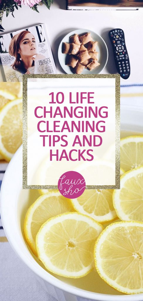 10 Life Changing Cleaning Tips and Hacks | Cleaning Hacks, Cleaning, CLeaning Tips, Life Hacks, Life Hacks Must Know, Life Hacks for Cleaning, Life Hacks for Home