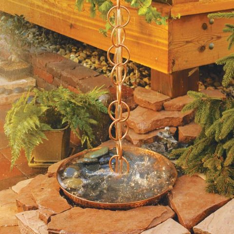 Rain Chain DIY Projects| Rain Chain DIY, Rain Chain Ideas, Rain Chain Ideas, Rain Chain Gutters, DIY Projects, DIY, Outdoor DIY