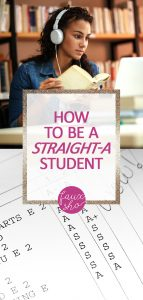 How to be a Straight A Student | Straight A's in College | How to Get Straight A's | Get Good Grades | Student | College | High School