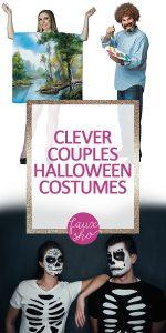 Couples Halloween Costumes | Couples Halloween Costume Ideas | DIY Couples Halloween Costumes | Halloween Costumes | Halloween