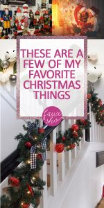 Christmas Things | Favorite Christmas Things | Christmas Stuff | Christmas Ideas | Favorite Christmas Decor | Christmas Stuff | Favorite Christmas Stuff