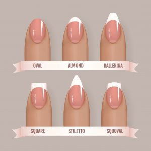 Almond Nails | Nails | Manicure | Beauty | Nail Shapes