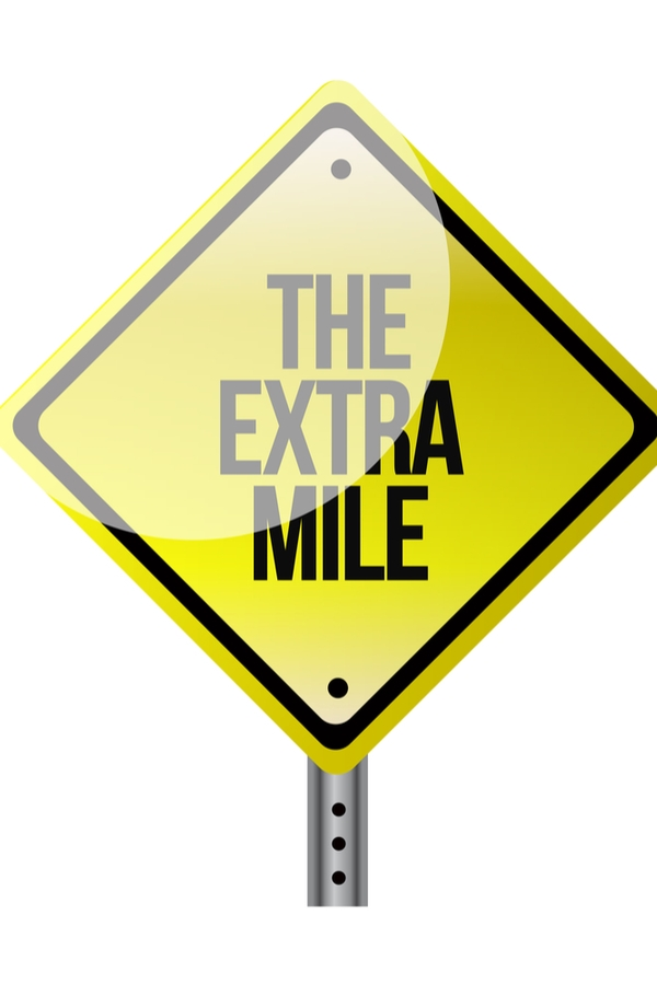 going the extra mile | life | life hacks | do more | work hard | push yourself | self growth