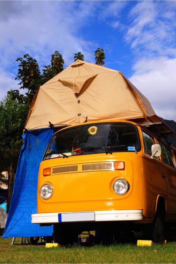 camping in a van | travel | camping | van camping | adventure | vanping