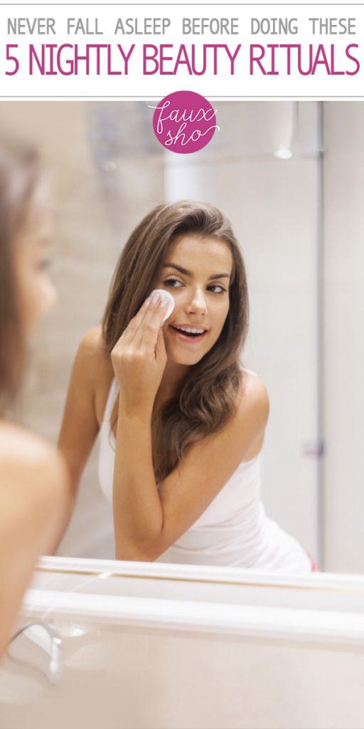 Nightly Beauty Rituals | nightly rituals | rituals | beauty | beauty rituals | beauty routine | nightly beauty routine
