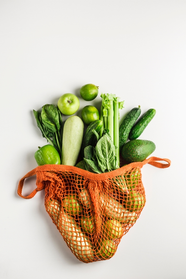Using reusable bags is one of the easiest things you can do to help our planet. For more sustainable lifestyle ideas, check this out.