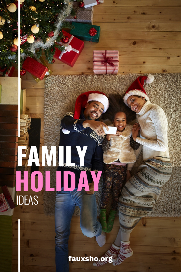 The holidays are a wonderful time for families. They are great for reminding us what is important. We have some festive family holiday ideas for you. Ideas for traditions, and things to do for the kids. Take a close look at the fun family holiday ideas you can do this year. #familyholidayideas #holidayideasforkids