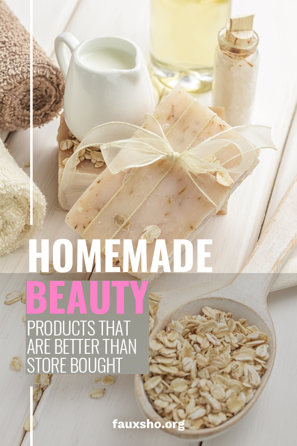 Beauty products are not cheap. And just because you bought them in the store doesn't mean they are better than something you could make at home. That is why we wanted to talk about ideas for homemade beauty products for your face, lips, hair and more. Taking care of yourself is easy and can be done at home with these homemade beauty products. For more info, keep reading. #beautytips #homemadebeautyproducts #wellness