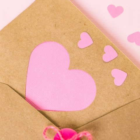DIY Valentines Day Party Invites