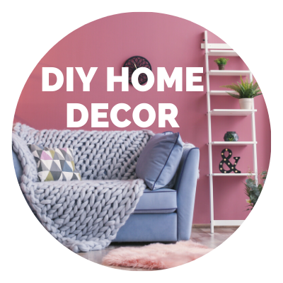 DIY Home Decor, Crafts, Life Hacks