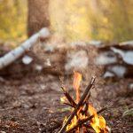 bushcraft camping