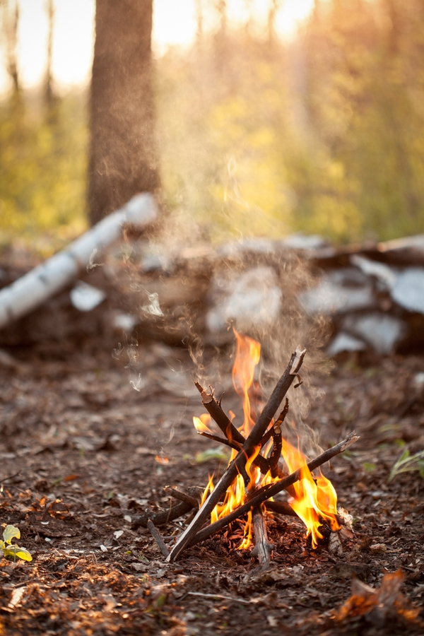 Bushcraft camping basically takes regular camping up a notch. Bushcraft camping is also the best way to learn and brush up on your wilderness survival skills. Having a bushcraft fire starter with you is important for survival.