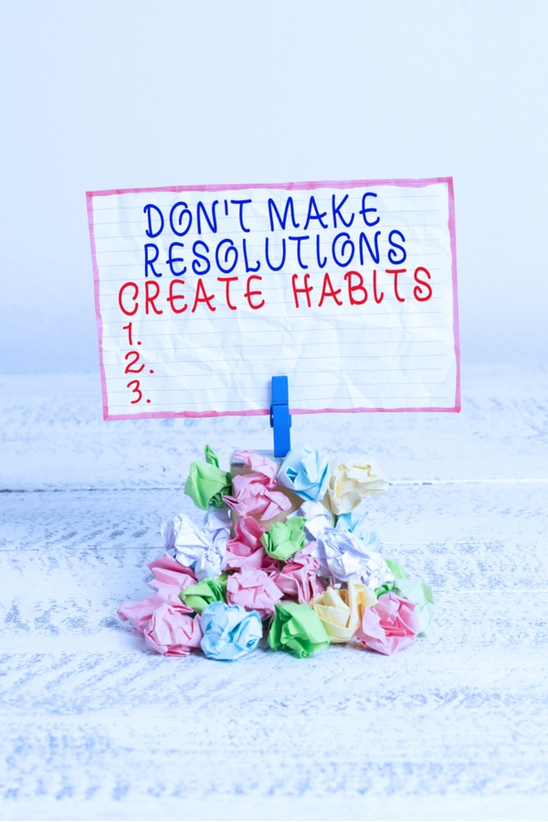 Sometimes it can be so hard to set new resolutions and stick to them. These tips for sticking to your resolutions will make you more successful. If you think of yourself creating new habits, it might seem less overwhelming.