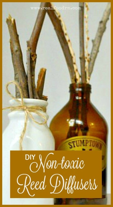 Ways To Make Your Home Smell Good - Reed Diffuser