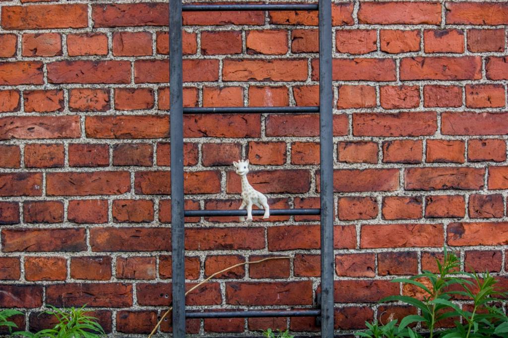 Affordable faux brick walls