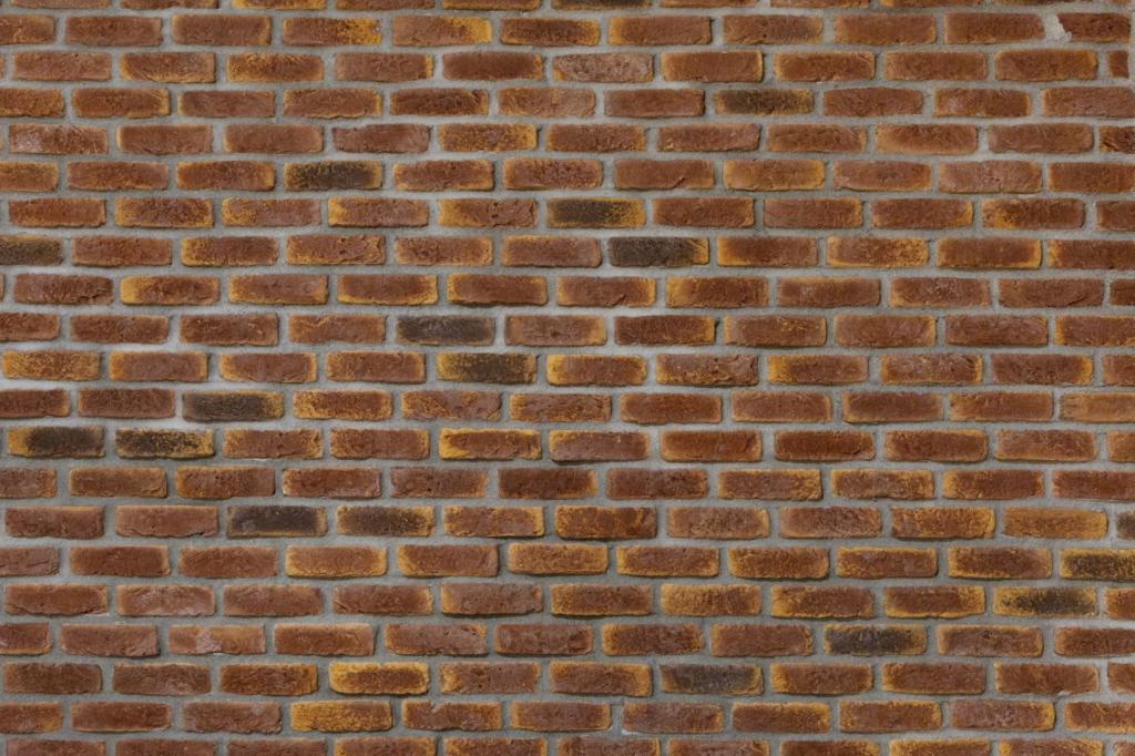 Creating a brick wall