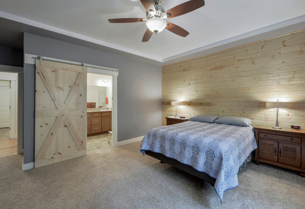 A complete guide of building a bypass barn door