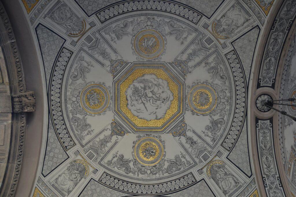 art deco ceiling tiles
